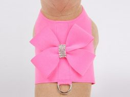 Bailey II Harness, Nouveau Bow Perfect Pink