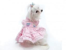 Birthday Cupcake Hand-Smocked Dress