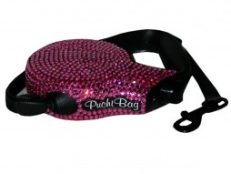 Swarovski Pink Leash