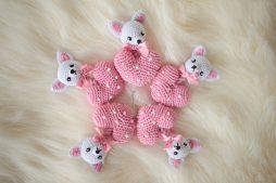 Crochet Chihuahua Toy