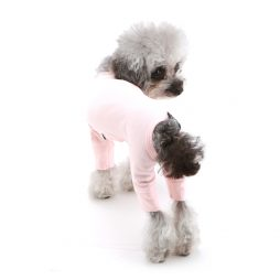 Bodysuit with dog