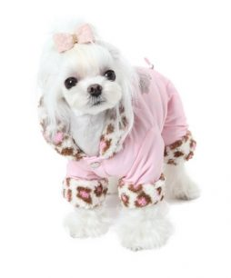 Pink Snowsuit